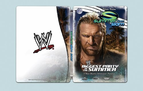 WWE - Summerslam 2007 (Limited Edition)