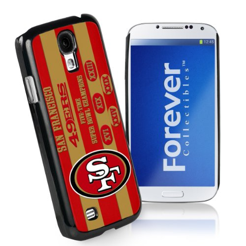 Forever Collectibles San Francisco 49Ers Commemorative Hard Snap-On Samsung Galaxy S4 Case