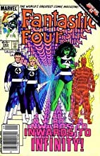 Fantastic Four [1961] #282 - Inwards to…