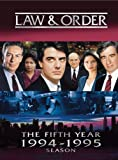 Law And Order: The Fifth Year packshot