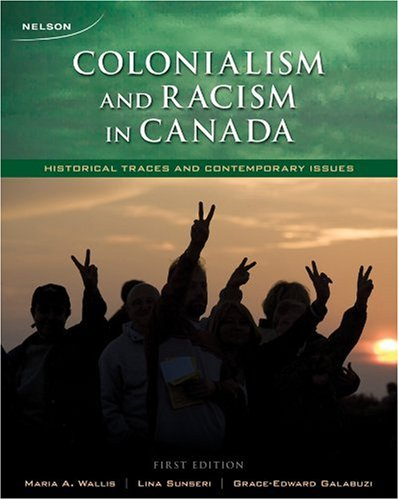 racism in canada Racial discrimination (brochure) racism and racial discrimination in canada, there are strong human rights laws and systems to address discrimination.