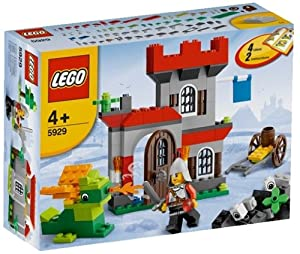 LEGO Bricks & More 5929 - Set de Construcción de Castillos