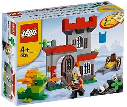 LEGO Briques - 5929 - Jeu de Construction - Set de Construction - Châteaux