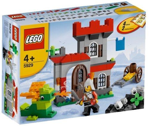 Bricks & More LEGO 5929: Knight and Castle Building Set