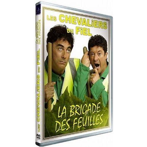 Les Chevaliers du fiel   La brigade des feuilles