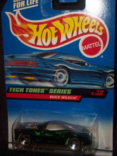 Tech Tones Series #1 Buick Wildcat #745 Mint - 1