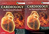 img - for Cardiology an Illustrated Textbook book / textbook / text book