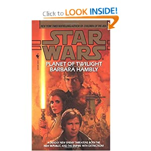 Planet of Twilight (Star Wars) by Barbara Hambly