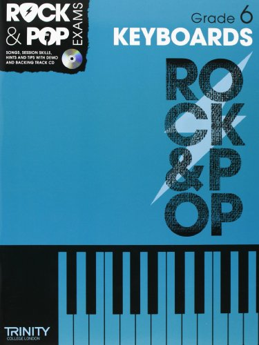 Trinity Rock & Pop Keyboards Grade 6