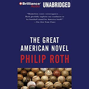 The Great American Novel Audiobook