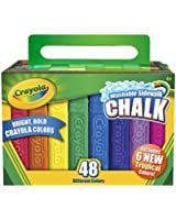 Crayola Outdoors - 51-2048-e-001 Craies De Trottoir
