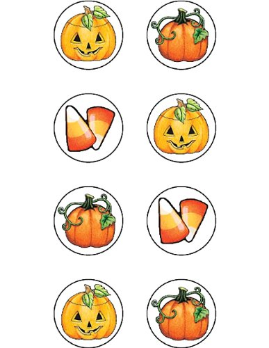 Teacher Created Resources Halloween Mini Stickers from Mary Engelbreit, Multi Color (4248) - 1