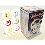 Sailor Moon Box Set (Vol. 1-6)by Naoko Takeuchi