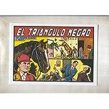 Roberto Alcazar y Pedrin facsimil numero 0299: El triangulo negro