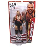 Brodus Clay WWE Series 34 Superstar #66 Action Figure