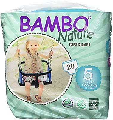 Bambo Nature Premium Baby Diapers