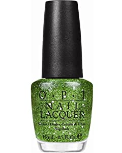 OPI Nail Polish New! Muppets Collection - Fresh Frog Of Bel Air 15ml