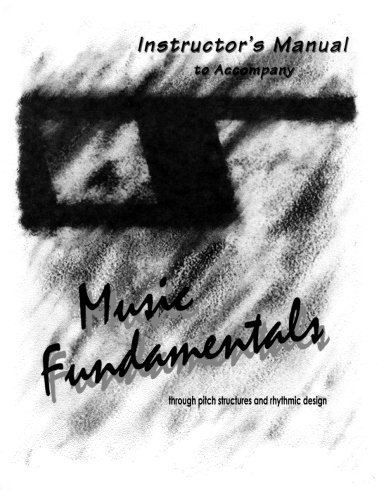 instructors-manual-to-accompany-music-fundamentals-paperback-1994-author-elvo-damante