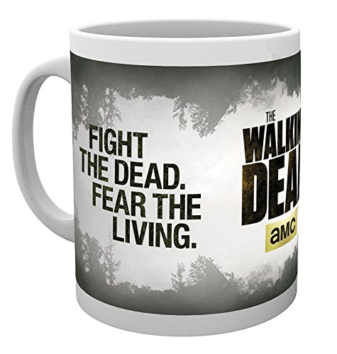 GB eye LTD, The Walking Dead, Fight The Dead, Tazza