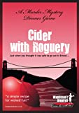 Murder Mystery Dinner Party Game - Cider with Roguery 8 player