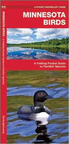 Minnesota Birds: A Folding Pocket Guide to Familiar Species (Pocket Naturalist Guide Series) written by James Kavanagh