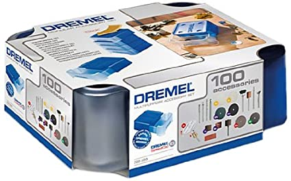 Bosch--Dremel-2615.072.0JB-081-Accessories-Set-(100-Pc)