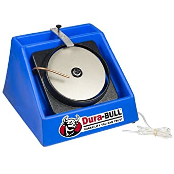 "Dura-Bull 204121 ABS Plastic 8"" Slant Cabber Lap System, 14"" Width x 10"" Height x 15-1/2"" Depth, 115V"