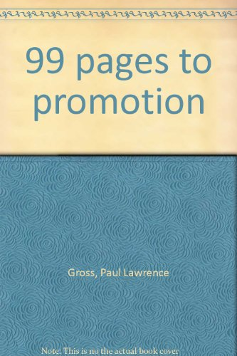 99 pages to promotion