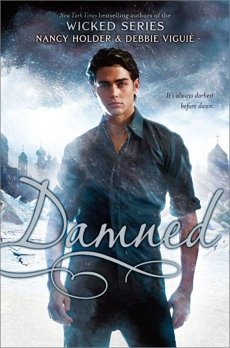 Review & Giveaway: Damned by Nancy Holder & Debbie Viguié (Crusade #2)