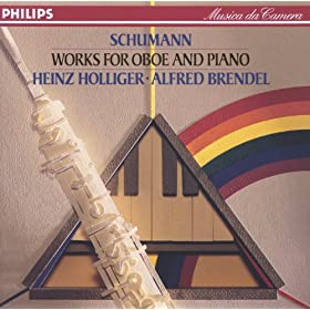 Schumann: Works for Oboe and Piano