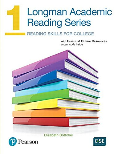 Longman Academic Reading Series 1 with Essential Online Resources