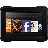 OtterBox Defender Series Protective Case for Kindle Fire HD 7&#34;, Black (with built-in screen protection) ~ OtterBox