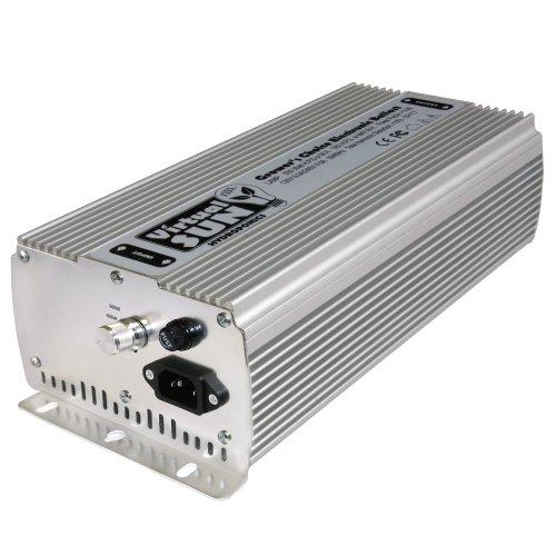 Virtual Sun Vs600Wdbd 600-Watt Dimmable Mh/Hps Digital Grow Light Ballast