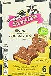 Skinny Cow Divine Filled Caramel Choc…