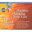 Positive Thinking Made Easy+ Instant Mood Brightener (Super Strength)