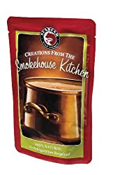SeaBear Smoked Salmon Chowder - Three 12 Oz Pouches