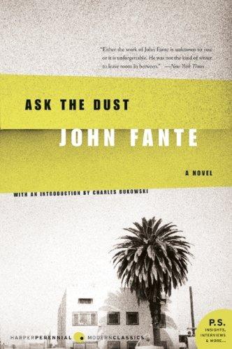 Ask the Dust (Arthur Bandini, #3)