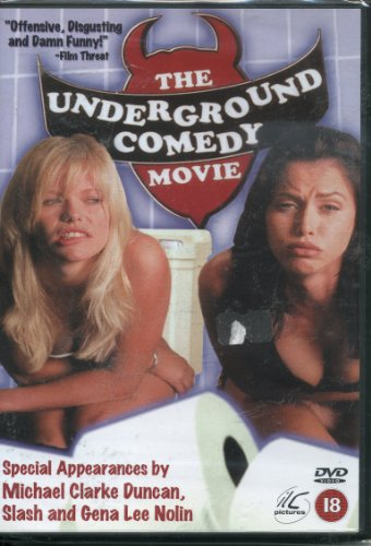 The Underground Comedy Movie [Import anglais]