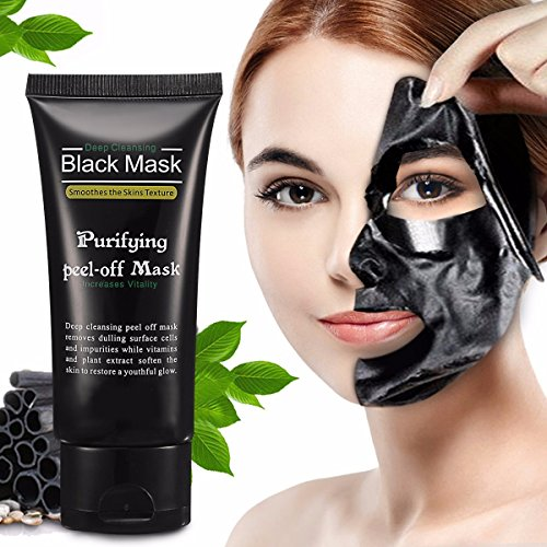 Blackhead Cleansing Mask LuckyFine Acne Face Mask Deep Clean Blackhead Oil-control Anti-aging Acne Treatment (Blackhead Remover For Men compare prices)