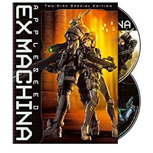 Appleseed Ex Machina (Two-Disc Special Edition) movie