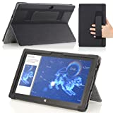 "MoKo Type / Touch Keyboard Companion Cover Sleeve Case for Microsoft Surface RT 10.6"" Inch Tablet, BLACK"