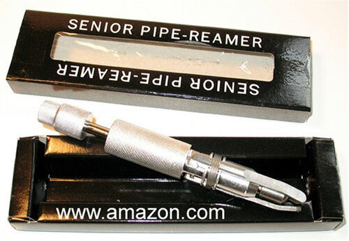 Pipe Tools: Senior Pipe Reamer