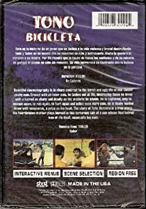 Amazon.com: Tono Bicicleta: Alida Arizmendy, Tommy Vegas: Movies & TV