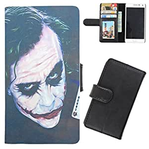 DooDa - For Samsung Galaxy Note 1 PU Leather Designer Fashionable Fancy Flip Case Cover Pouch With Card, ID & Cash Slots And Smooth Inner Velvet With Strong Magnetic Lock