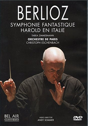 BERLIOZ: Symphonie Fantastique, Harold in Italy