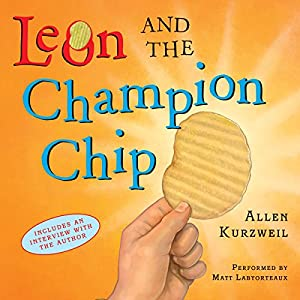 Leon and the Champion Chip Audiobook
