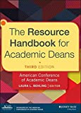 img - for The Resource Handbook for Academic Deans by Laura L. Behling (2014-01-13) book / textbook / text book