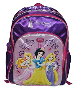 Simba Princess Beauty of Crown Backpack, Multi Color (18-inch)