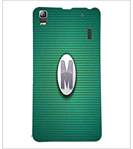 PrintDhaba GRANDbet M D-1766 Back Case Cover for LENOVO A7000 PLUS (Multi-Coloured)