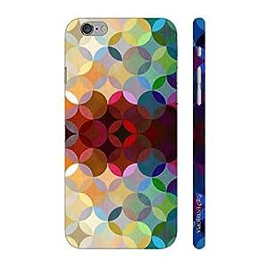 Enthopia Designer Hardshell Case Colourful Petals Back Cover for Apple Iphone 6, 6s